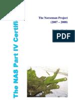The Norseman Intertidal Wreck (2007 - 2008)