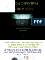Tecnicas defensivas antihacking