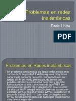 Problemas en redes inalámbricas