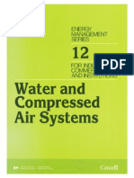 EMS 12 Water and Compressed Air