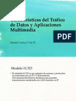 Características del Tráfico de Datos y Aplicaciones Multimedia