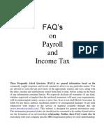 Payroll tax information