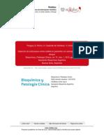 Detección de anticuerpos contra rubéola