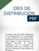 REDES DE DISTRIBUCIÒN