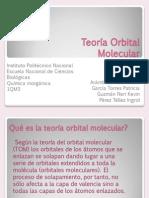 Teoría Orbital Molecular ino