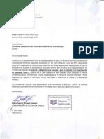 OFICIO CIRCULAR Nº 0351-UATH-2013