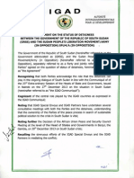 status of detainees agreement S. Sudan.pdf