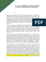 A Complexidade nas Organizações - TRACTENBERG