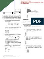 Examen de admision Universidad de Antioquia recopilacion 5