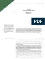 d1 2 Ossandon Revista Tizona PDF Violencia