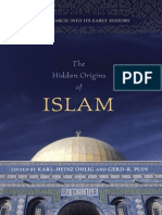Karl-Heinz Ohlig, Gerd-R Puin (ed.) - The Hidden Origins of Islam. New Research into Its Early History - 2009.pdf