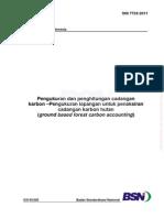 SNI 7724-2011 Pengukuran Dan Penghitungan Cadangan_0