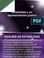 Estabilidad y su representación grafica