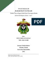 Mklh Radar Putu Nopa_d41110009_radargun