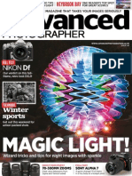 Advanced Photographer UK - Issue 40, 2014