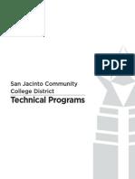 Technical Programs 2013 14