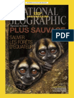 National Geographic France 2013 Janvier