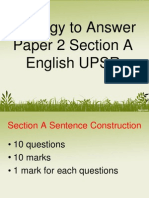 151711058 UPSR SJKC English Paper 2 Section A