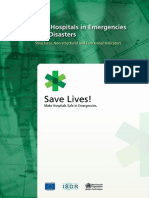 Safe Hospitals in Emergencies and Disasters Web Optimized
