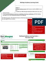 NetHope Center Job Aid_634760754341783456