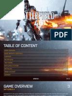 Battlefield 4 Manuals