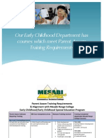 Mesabi Range College Parent Alignment