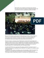 Kyoto Protocol History