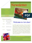 Art Newsletter