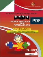 Modul p&p Matematik Tahun 3 (Sukatan Dan Geometri)