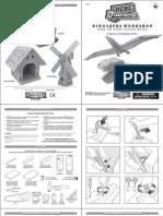 Real Construction Dino StepByStep I-S