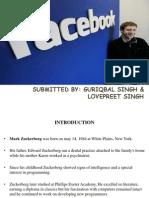 Presentation1 Mark Zuckerberg