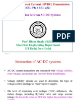 L23 Interaction Between AC-DC Systems