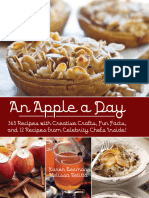 An Apple a Day - 365 Recipes With Creative Crafts, Fun Facts, And 12 Recipes From Celebrity Chefs Inside! (Gnv64)