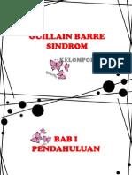 Kk Ix, Guillain Barre Sindrom