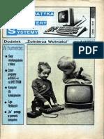 Informatyka, Komputery, Systemy NR11986