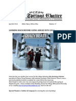 The Chatter for January 2014