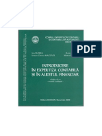 Introducere in Expertiza Contabila Si in Audit Financiar, 2008