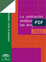 Drogodependencias La Poblacion Andaluza Xii 2011