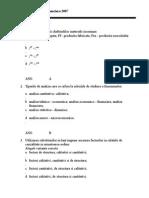 analiza Ec Financiara