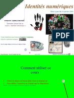 Cours-socio Identite Numerique