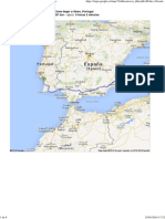 Ruta_de Elche (Alicante) a Sines