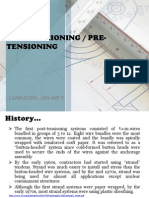Pre and Post Tension Construction REVISED