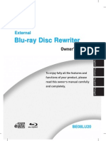 LG user manual