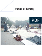 Birth Pangs of Swaraj