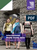 International Study Guide 2014