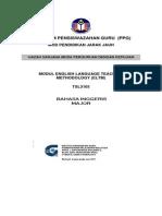 TSL3103 English Language Teaching Methodology