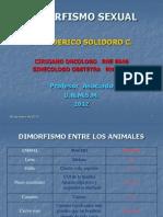 t4. Clase 04 Dimorfismo Sexual Dr. Solidoro