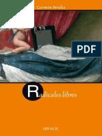 Carmen Peralta - Radicales libres