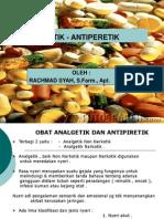 ANALGETIK-ANTIPIRETIK