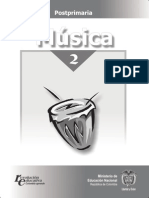 Música - Cartilla 2